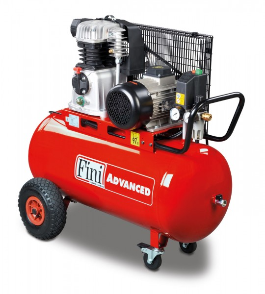 Fini Kolbenkompressor MK 113-90-4