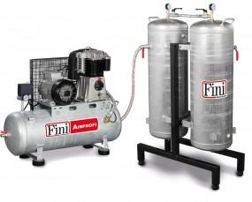 Fini Kolbenkompressor BK 119-100F-5,5