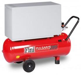 Fini Kolbenkompressor SILENT PULSAR/SN 285M-50 Direktgetrieben