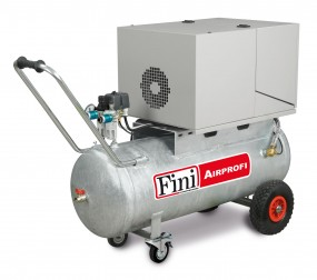 Fini Kolbenkompressor AIRPROFI 321/100 SILENT