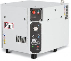 Fini Kolbenkompressor AIRPROFI SILENT BK120-10 A.P. TA