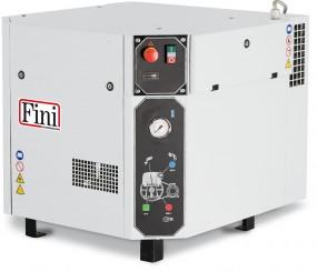 Fini Kolbenkompressor AIRPROFI SILENT SE BK 119-7,5
