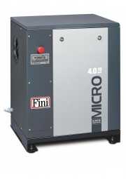 Fini Schraubenkompressor MICRO 4.0-10 (IE3)