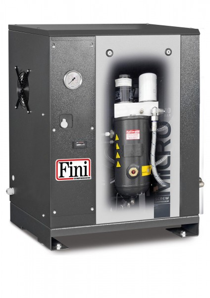 Fini Schraubenkompressor MICRO SE 2.2-10 M - 200