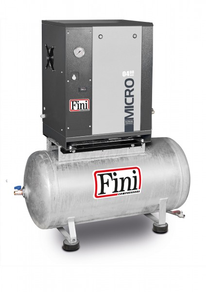 Fini Schraubenkompressor MICRO 4.0-08-200 (IE3)