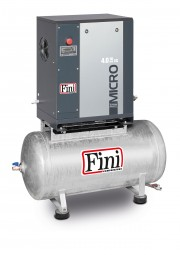 Fini Schraubenkompressor MICRO 4.0-10-200 (IE3)