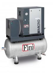 Fini Schraubenkompressor MICRO 4.0-08-200 K (IE3)