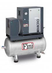 Fini Schraubenkompressor MICRO 4.0-10-200 K (IE3)
