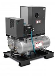 Fini Schraubenkompressor DUO-MICRO SE 4.0-08 2x100 K
