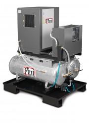 Fini Schraubenkompressor DUO-MICRO SE 4.0-10 2x100 K