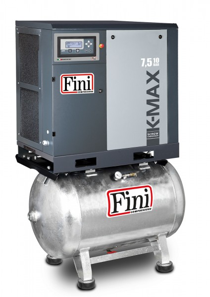 Fini Schraubenkompressor K-MAX 7,5-13 (IE3)