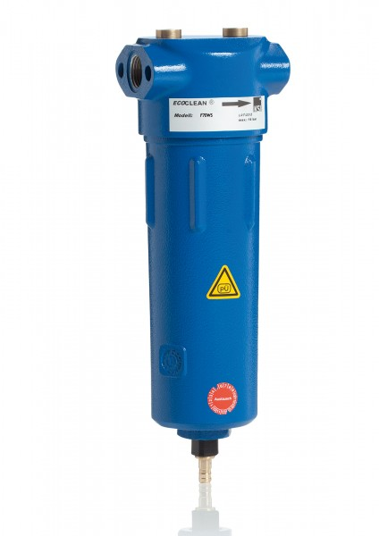 Feinstfilter GTF80 SMA G3/4 Durchfluss 120 m³/h
