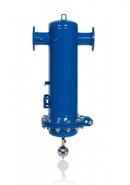 Feinfilter FF200-08 MFO DN200 Durchfluss 11200 m³/h