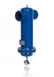 Feinstfilter FF080-01 SMA DN80 Durchfluss 1400 m³/h