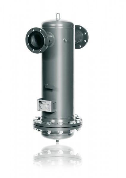 Feinstfilter FF150-06 SMA DN150 Durchfluss 8400 m³/h