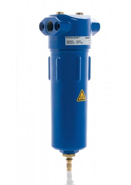 Wasserabscheider F25 WS G1/4 Durchfluss 35 m³/h