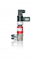 Potentialfreier elektr. Differenzdrucktransmitter mit Display DDPPN-D für Druckluftfilter F25 - F200